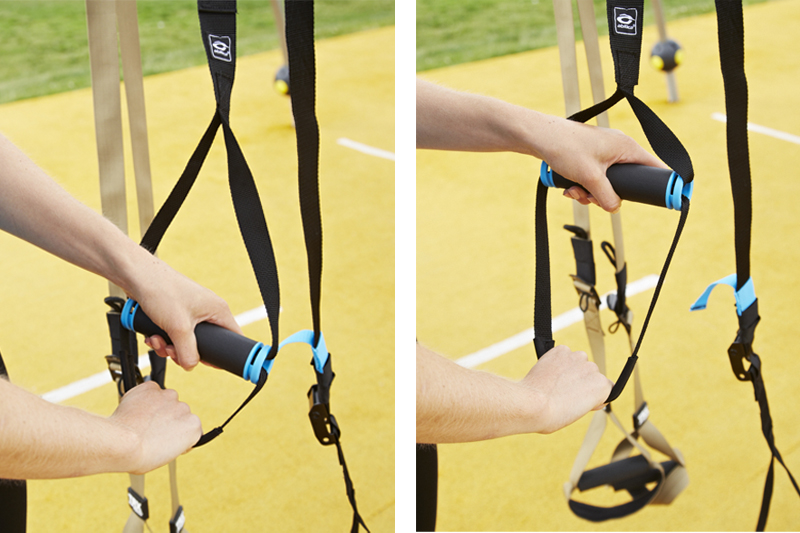 TRX vs. Powersling