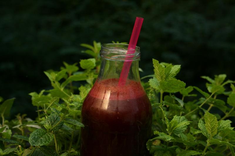 En af de røde #juicelife