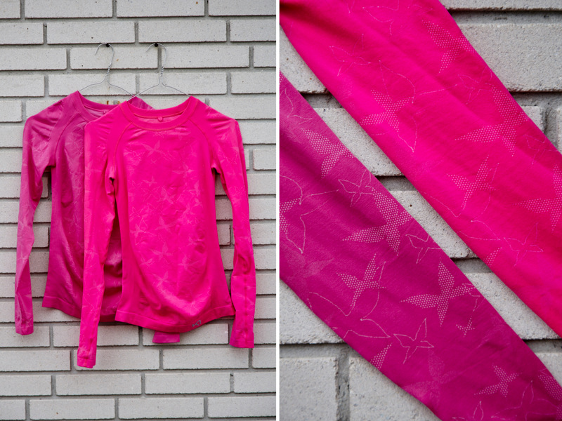 Kari Traa - lips vs. pink