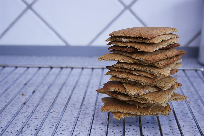 Mandel-/gulerodskiks glutenfri sukkerfri lowcarb christinebonde blog