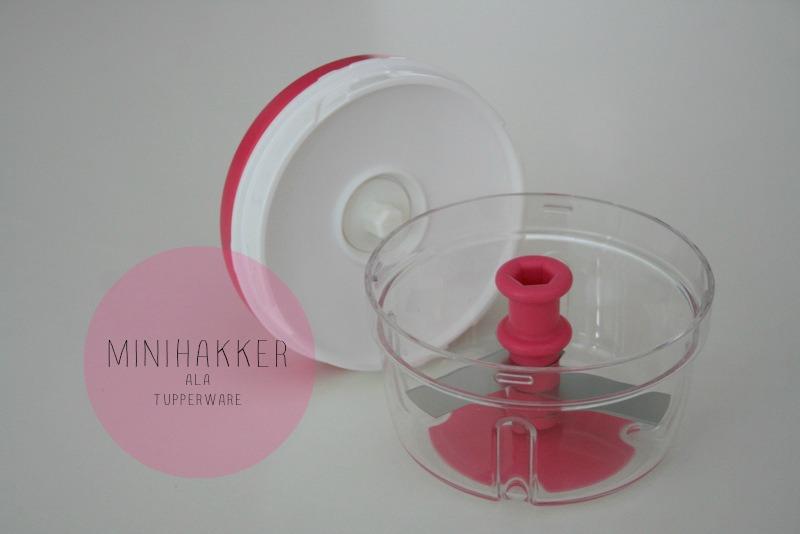 Tupperware minihakker herb chopper kitchen essentials christinebonde