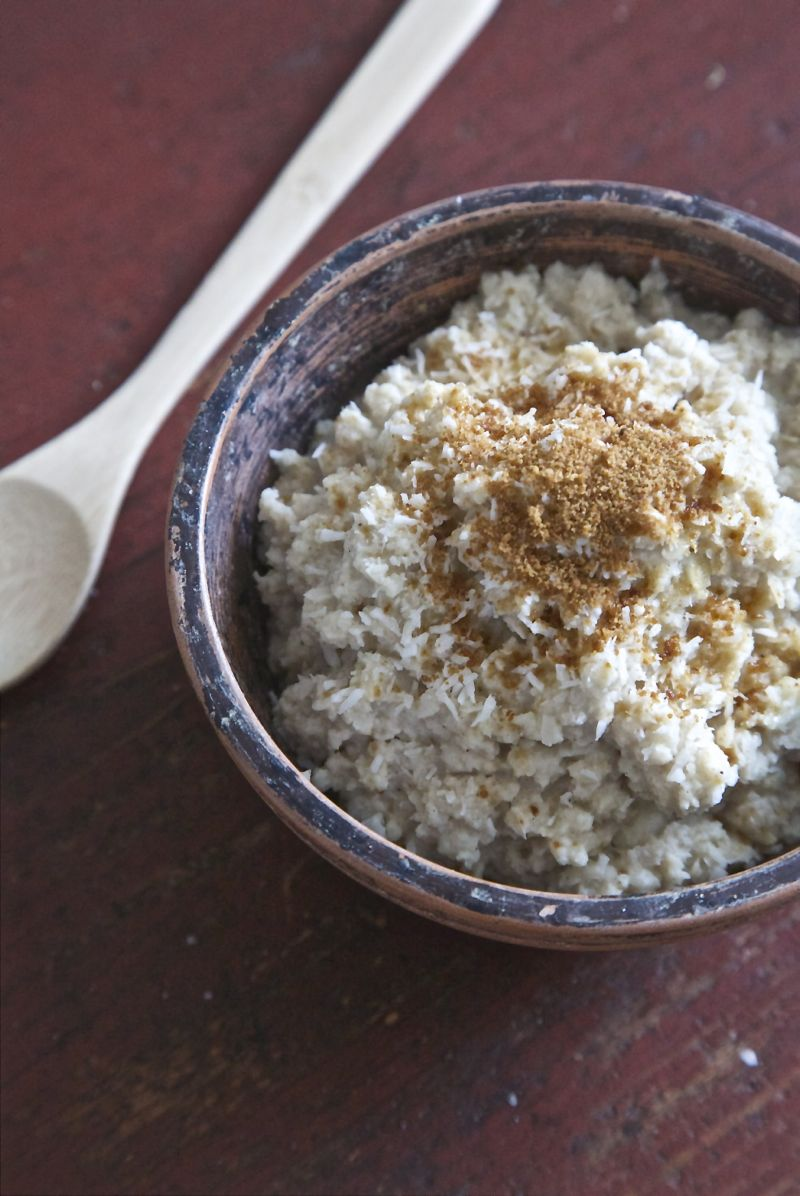 Blomkålsgrød, sund risengrød2