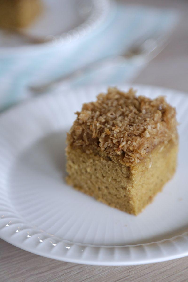 Sund drømmekage, glutenfri og uden hvidt sukker1