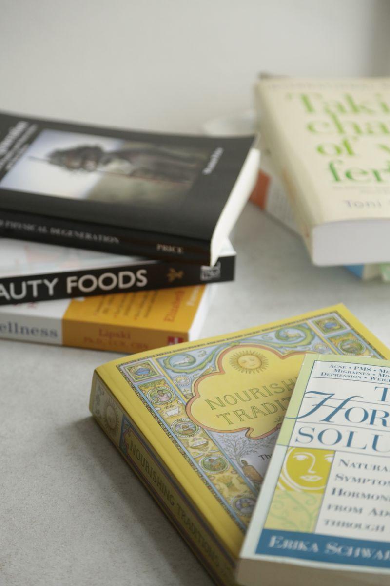 Bøger, ernæring og sundhed, mad, nørderi1