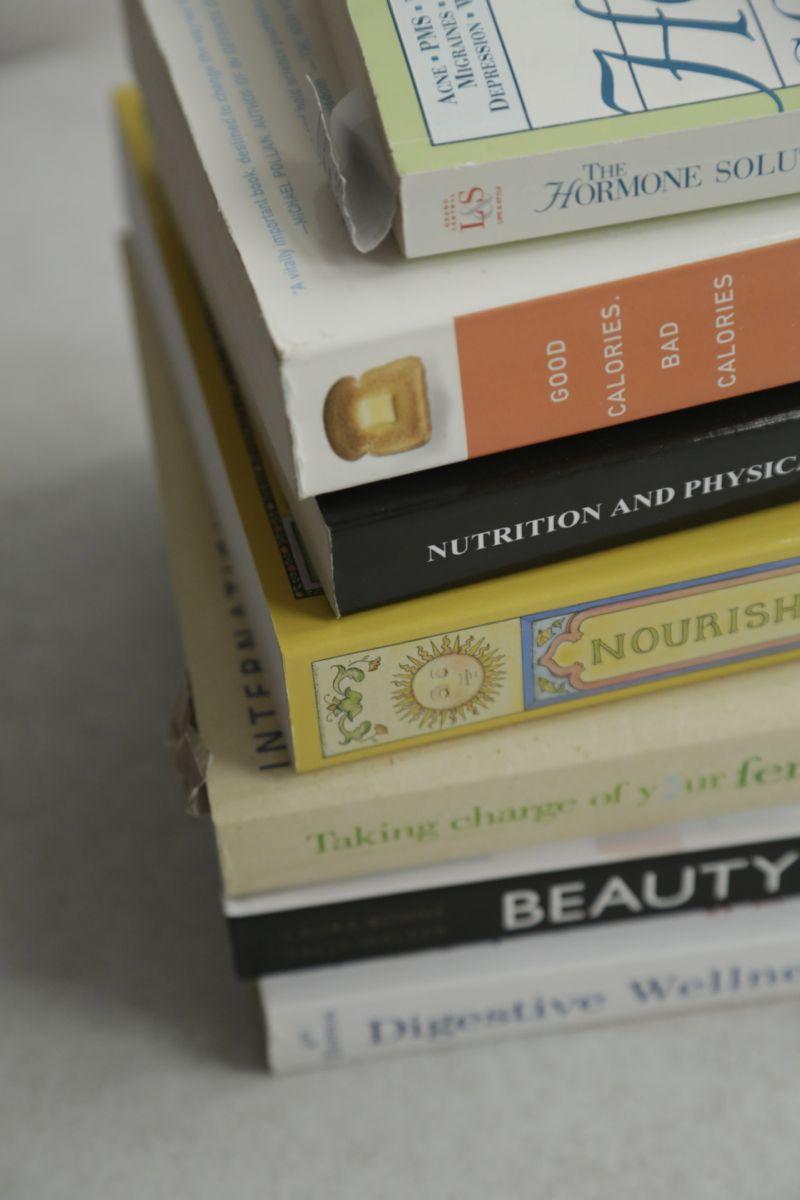 Bøger, ernæring og sundhed, mad, nørderi2