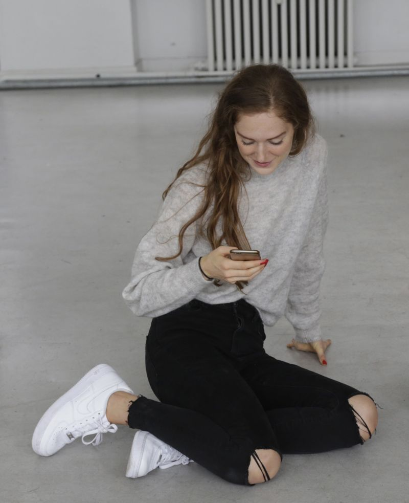 Christine Bonde, studiet Meinungsgade Nørrebro1