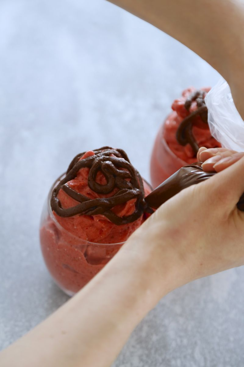 Chokoladesauce til sommerens hjemmelavede is1