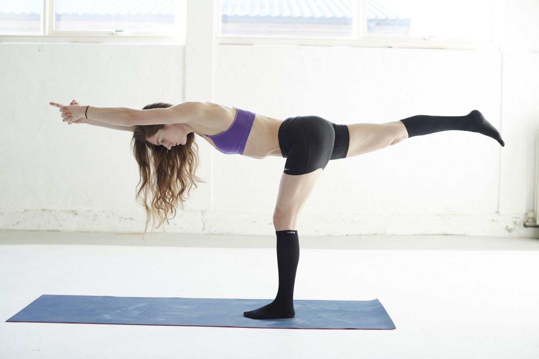 Bikram yoga 30-day challenge Christine Bonde