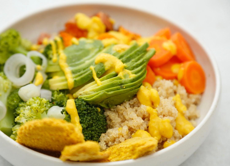 SUND HVERDAGSMAD: Buddha bowl