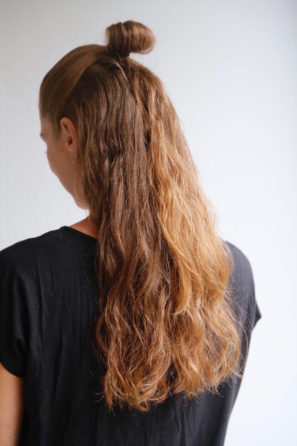Vegansk hårfarve Maria Nila ingen skadelig kemi Christine Bonde blog - 1