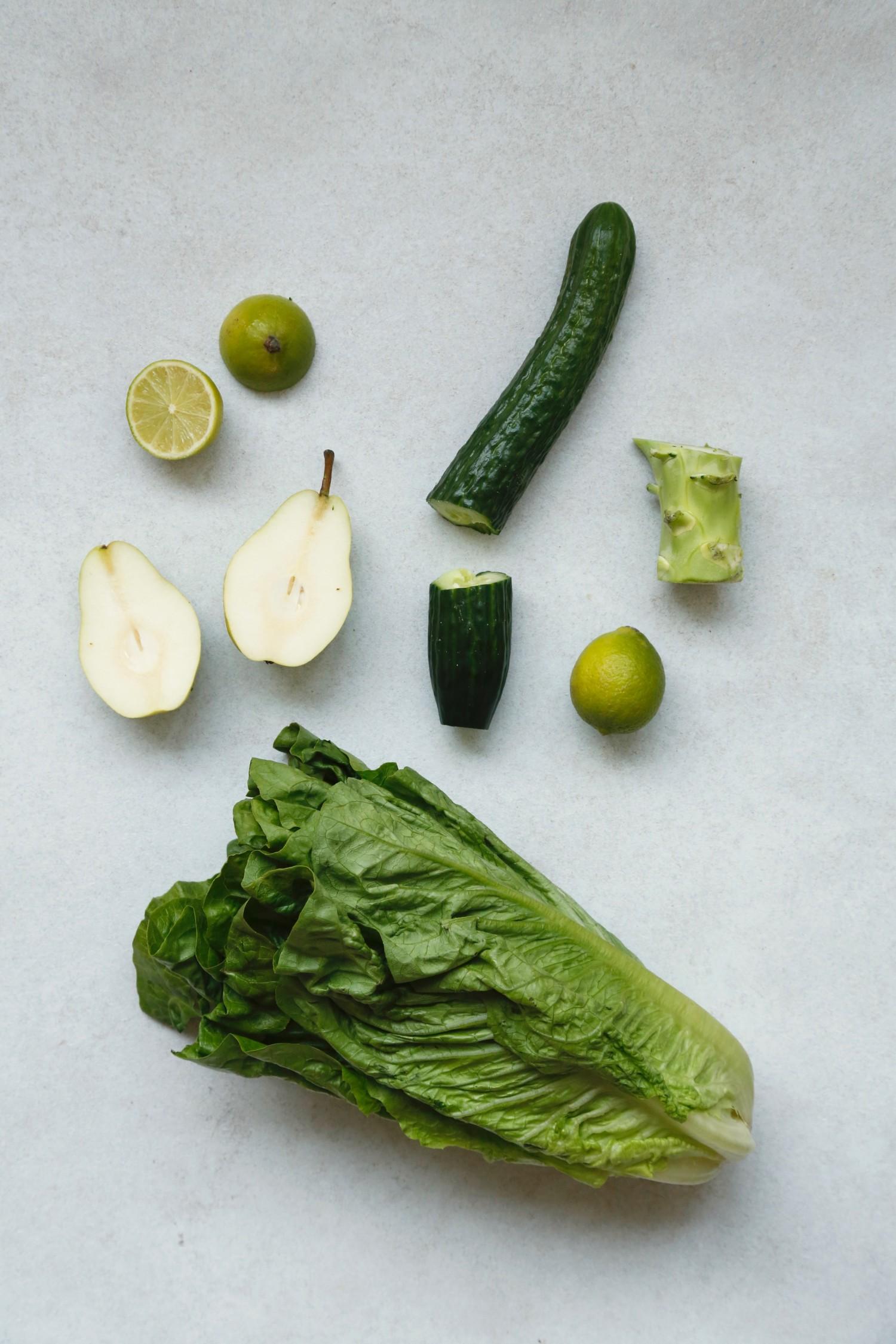opskrift-groen-juice-med-romainesalat-1